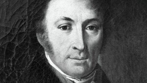 Портрет Николая Михайловича Карамзина