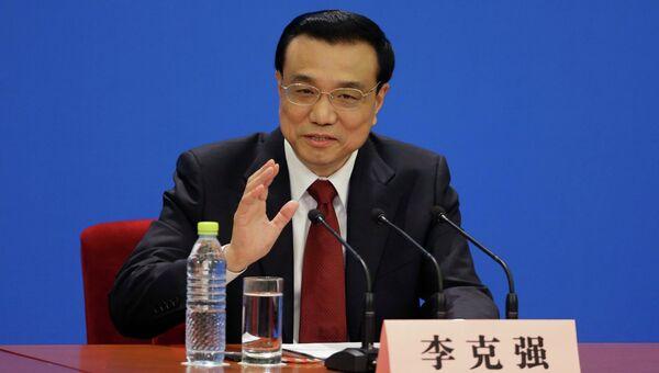 Новый премьер-министр Китая Ли Кэцян