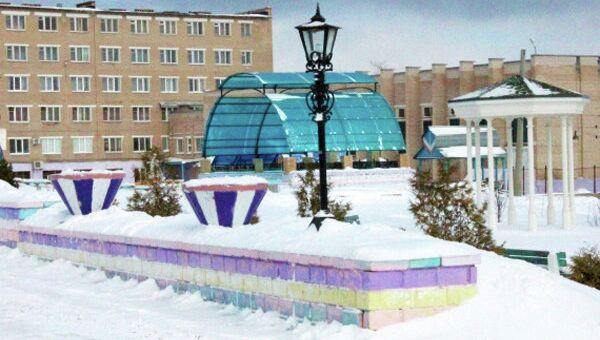 Оренбургский санаторный Дом детства