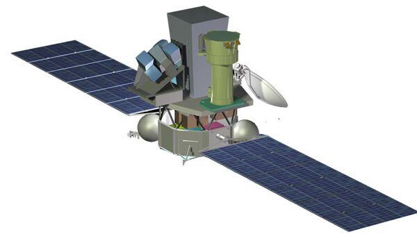 Макет космической обсерватории Спектр-РГ