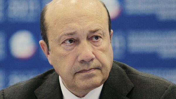 Игорь Иванов. Архивное фото