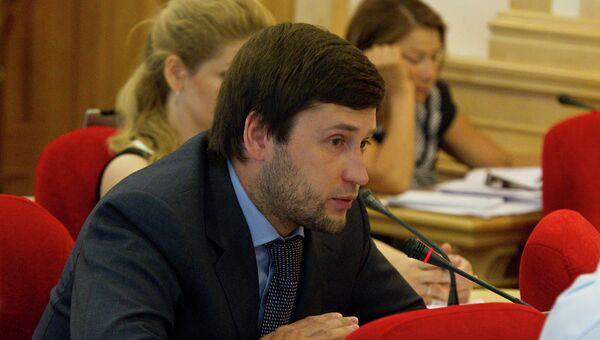 Депутат томской областной думы Сергей Кравченко