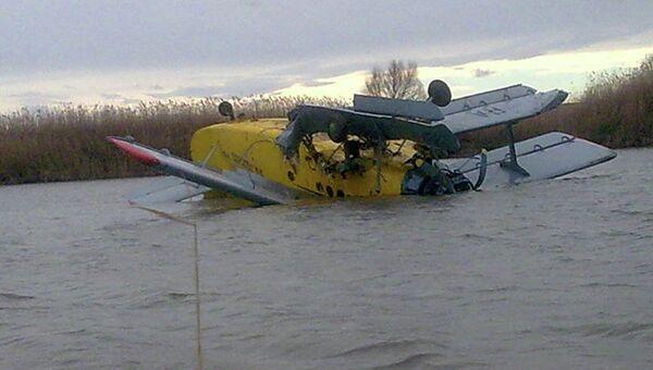 Самолет Ан-2 рухнул в Краснодарском крае