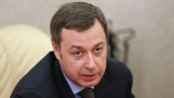 Генеральный директор ФГУП Гознак Аркадий Трачук. Архивное фото
