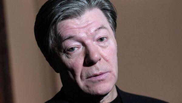 Александр Збруев. Архивное фото