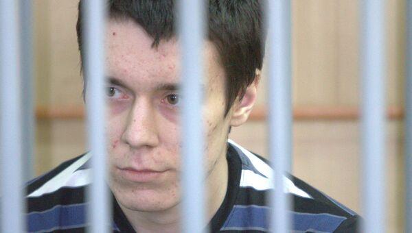 Участник банды иркутских молоточников Никита Лыткин. Архивное фото