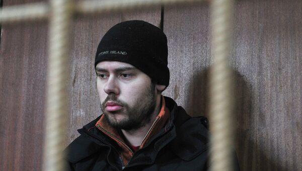 Дмитрий Виноградов, архивное фото