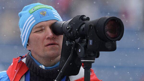 Сергей Коновалов. Архивное фото