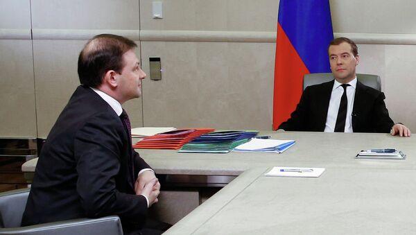 Интервью Д.Медведева российскому телеканалу Россия