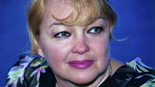 Наталья Федоровна Гвоздикова. Архивное фото