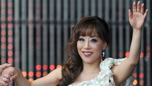 Певица-сопрано Суми Чо. Архивное фото