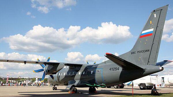 Самолет Антонов Ан-140-100
