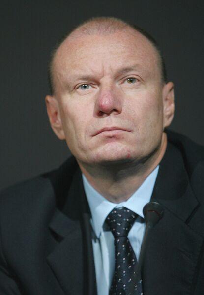 Глава компании Интеррос Владимир Потанин