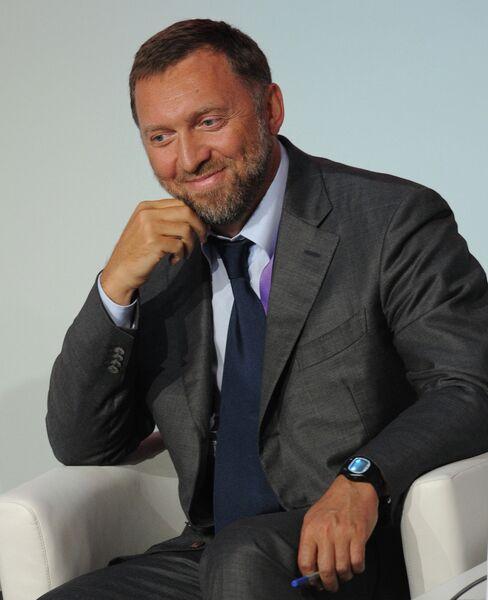 Президент En+ Group, генеральный директор ОК РусАл Олег Дерипаска