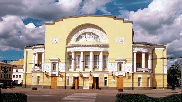 Театра драмы имени Фёдора Волкова