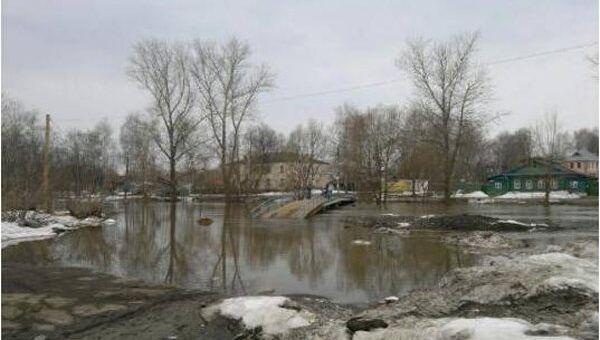 Город Нерехта в Костромской области