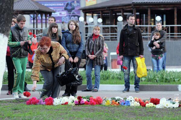 Шесть человек погибли в Белгороде в результате стрельбы