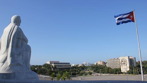 Площадь Революции в Гаване. Архивное фото