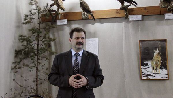 Директор департамента культуры костромской области Михаил Простов
