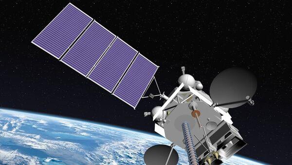 Спутник Электро-Л, архивное фото