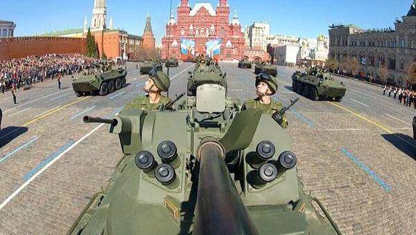 Воспоминания ветеранов и Парад Победы: 9 мая на Красной площади
