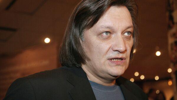Режиссер Александр Велединский. Архивное фото