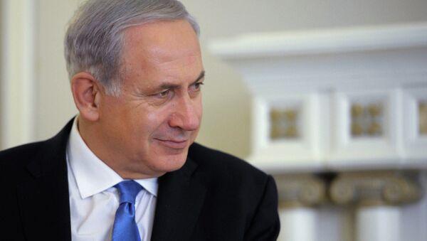 Б.Нетаньяху. Архивное фото