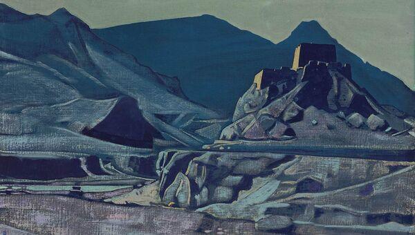Николай Рерих. Святыни и твердыни, 1925