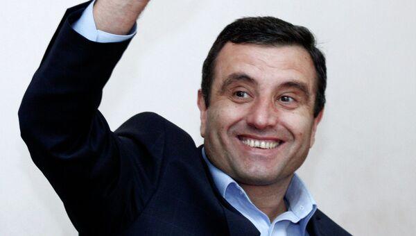 Экс-кандидат в президенты Армении Вардан Седракян, архивное фото