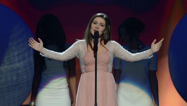 Выступление Дины Гариповой на конкурсе Евровидение-2013