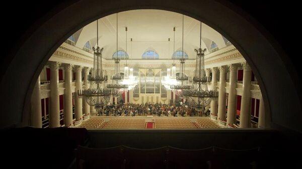 Санкт-Петербургская Филармония им. Шостаковича. Архивное фото