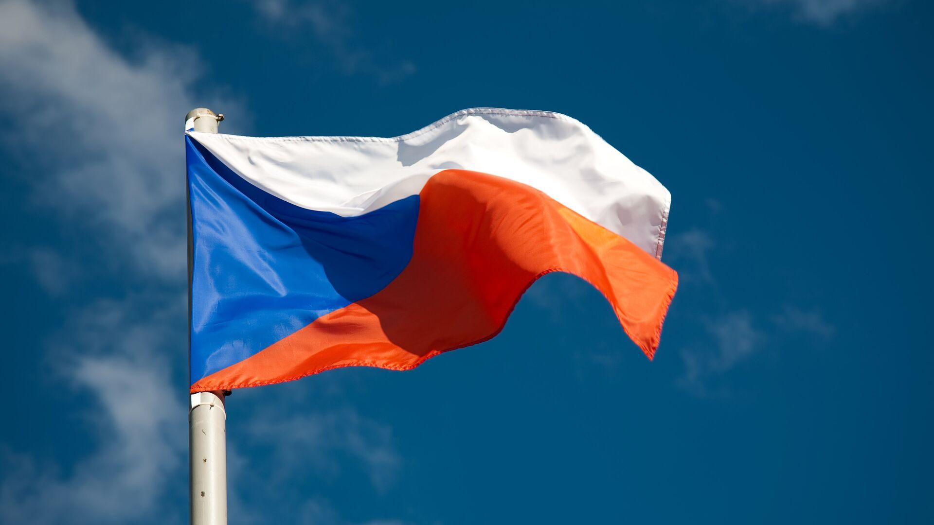 Флаг Чехии. Архивное фото - РИА Новости, 1920, 15.04.2021
