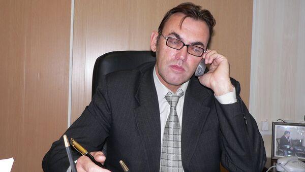 Глава администрации муниципального района город Нерехта и Нерехтский район Борис Овсянников