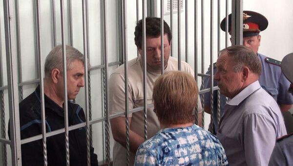 Первый день слушаний по делу о наводнении в Крымске. Съемки из зала суда