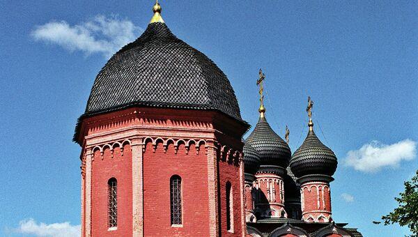 Собор св.Петра в Высоко-Петровском монастыре