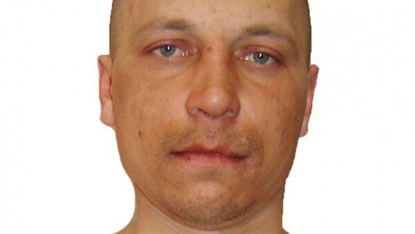 Александр Рыбаков, сбежавший из ИК №19 под Иркутском