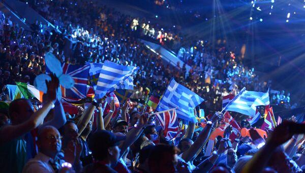 Финал конкурса Евровидение-2013 в Мальме