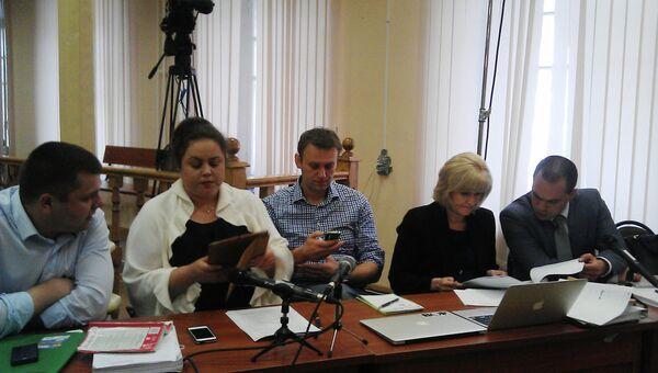 Суд по делу Кировлеса в Ленинском районном суде города Кирова