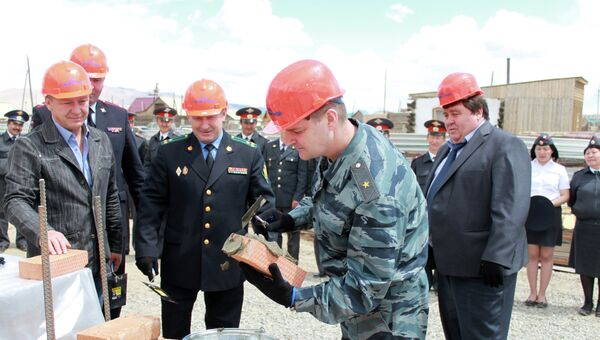 Новые отделы полиции появятся в отдаленных районах Горного Алтая