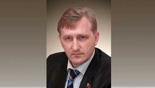 Глава Смоленска Александр Данилюк. Архив