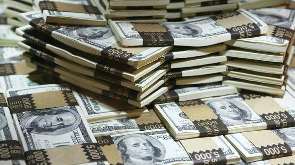 Доллары, архивное фото. Архивное фото