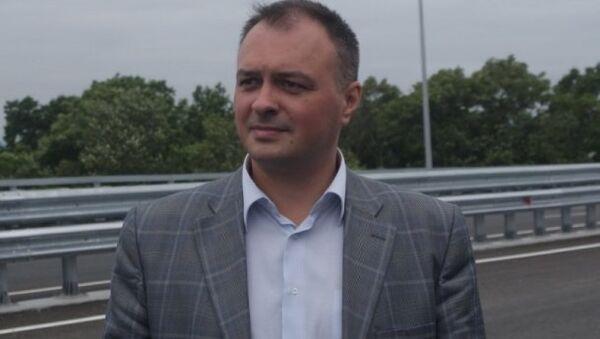 Игорь Петеримов