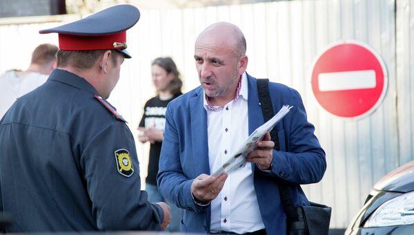 Адвокат А.Козлова прибыл в Ивановскую колонию с постановлением