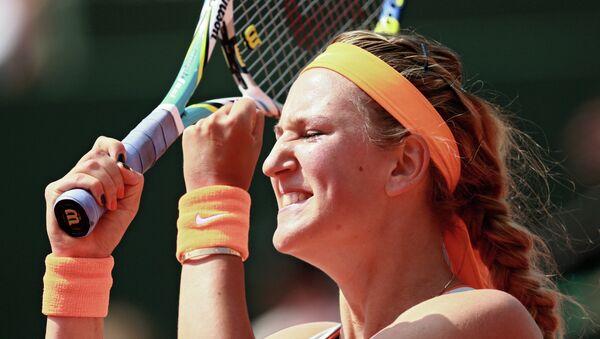 Белорусская теннисистка Виктория Азаренко. Архивное фото