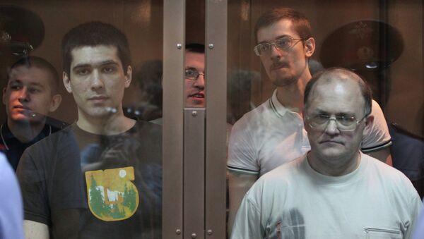 Заседание суда по делу о беспорядках на Болотной площади. Архивное фото