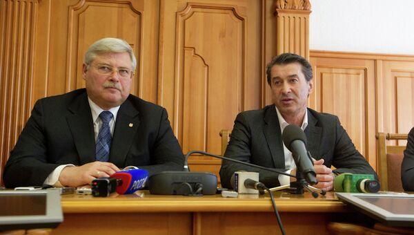 Томь выбрала Анатолия Давыдова на пост тренера