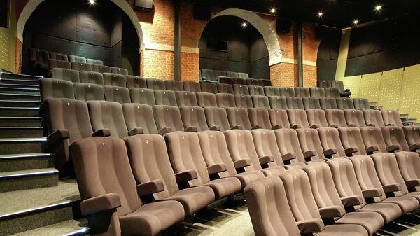 Кинотеатр документального кино в Москве