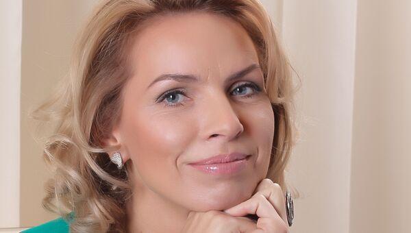 Организатор фестиваля Арт-Овраг 2013 Ирина Седых