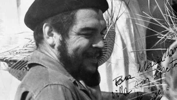 Эрнесто Че Гевара, архивное фото