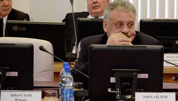 Депутат заксобрания Забайкалья Александр Михайлов